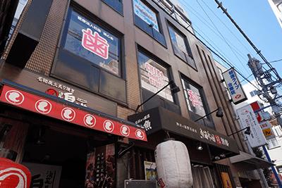 JR神田駅西口からのアクセスルート